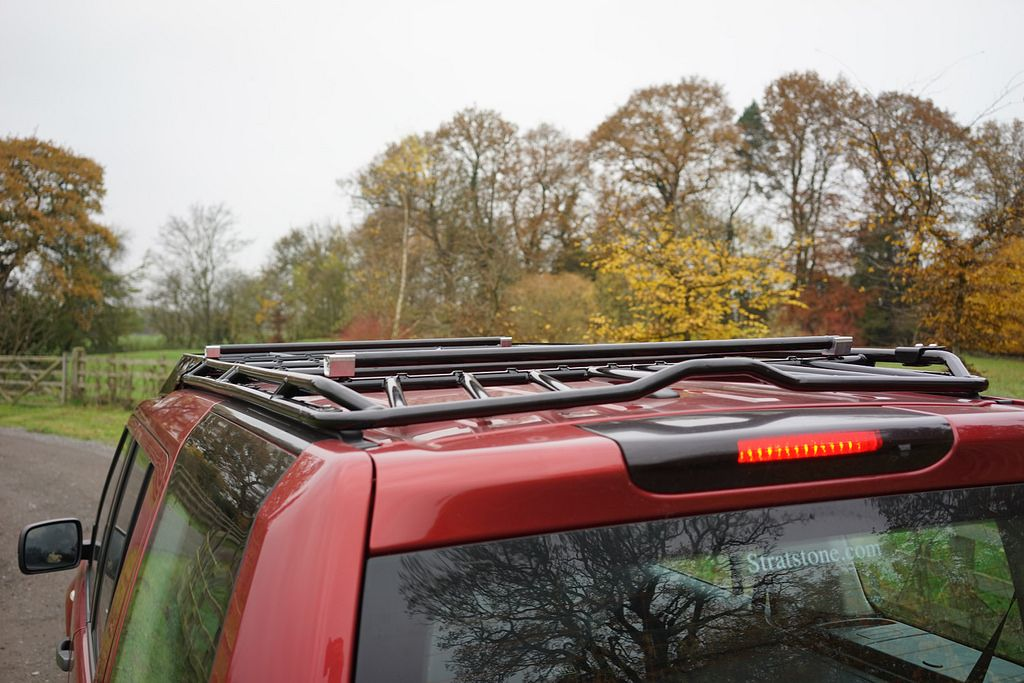 Prospeed Roof Rack With Xrs Roof Tent Adaptors Green Roof Fibreglass Roof Patio Roof