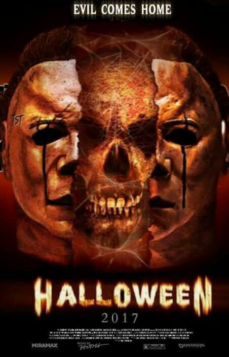 halloween returns trailer ita