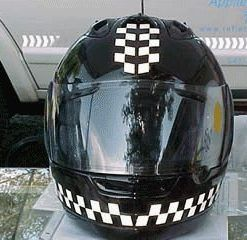 Helmet Accessories Biker Girl Bling Womens Motorcycle Gear - Helmet decals motorcycle womens