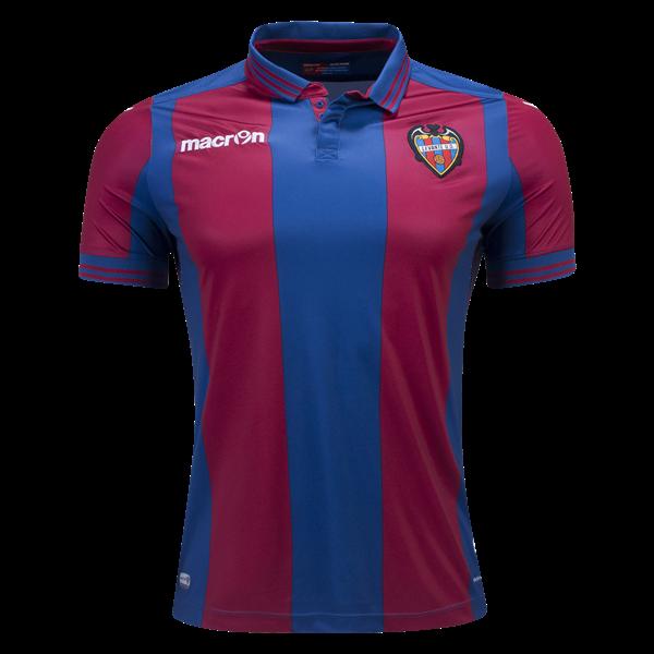 6dd1ab4b99 Levante 16 17 Home Soccer Jersey - WorldSoccershop.com ...