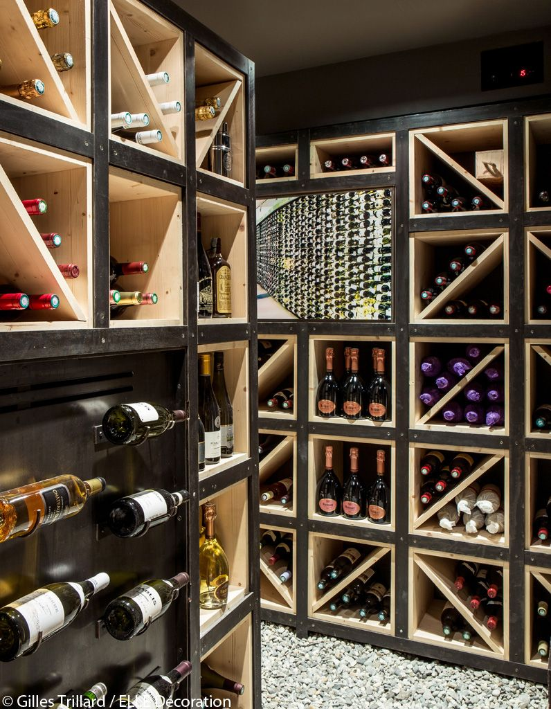 Cave à vin grand luxe | Wine | Pinterest | Cave, Mudroom and Wine bars