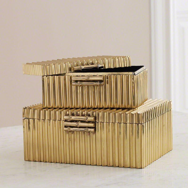 "Schmuckbox "" Bamboo """
