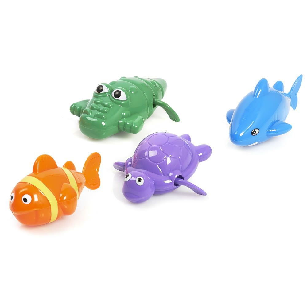 Wind Up Bath Toy Assorted   Stocking fillers and Bath toys