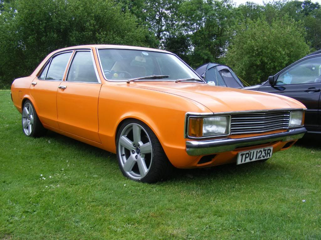 Pictures Of Decently Modified Cars Pistonheads Ford Granada