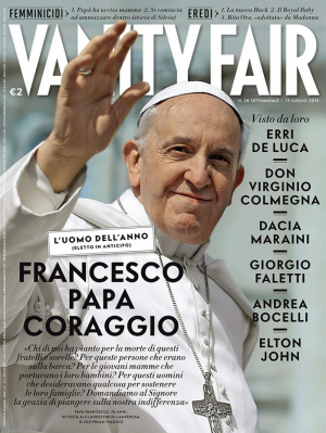 El Papa Francisco elegido 'Hombre del Año'
