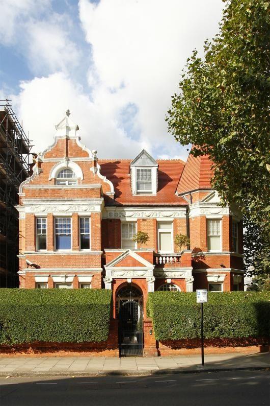 House, Elgin Avenue, Maida Vale, London, England - Close to my childhood home.