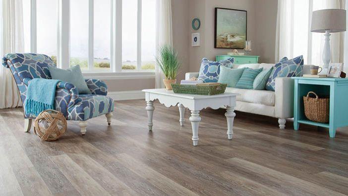 Vinyl Flooring Buying Guide in 2020 | Vinyl flooring ...