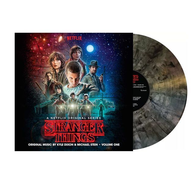 YESSS! Kyle Dixon & Michael Stein's highly anticipated soundtrack to the hit Netflix series Stranger Things is finally here, and it sounds amazing (just like you knew it would). The duo from the band