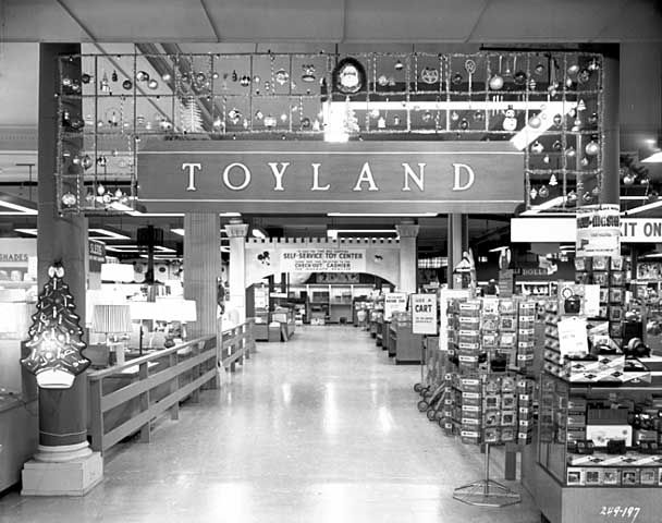Donaldson S Department Store Toyland Minneapolis Mn Collections