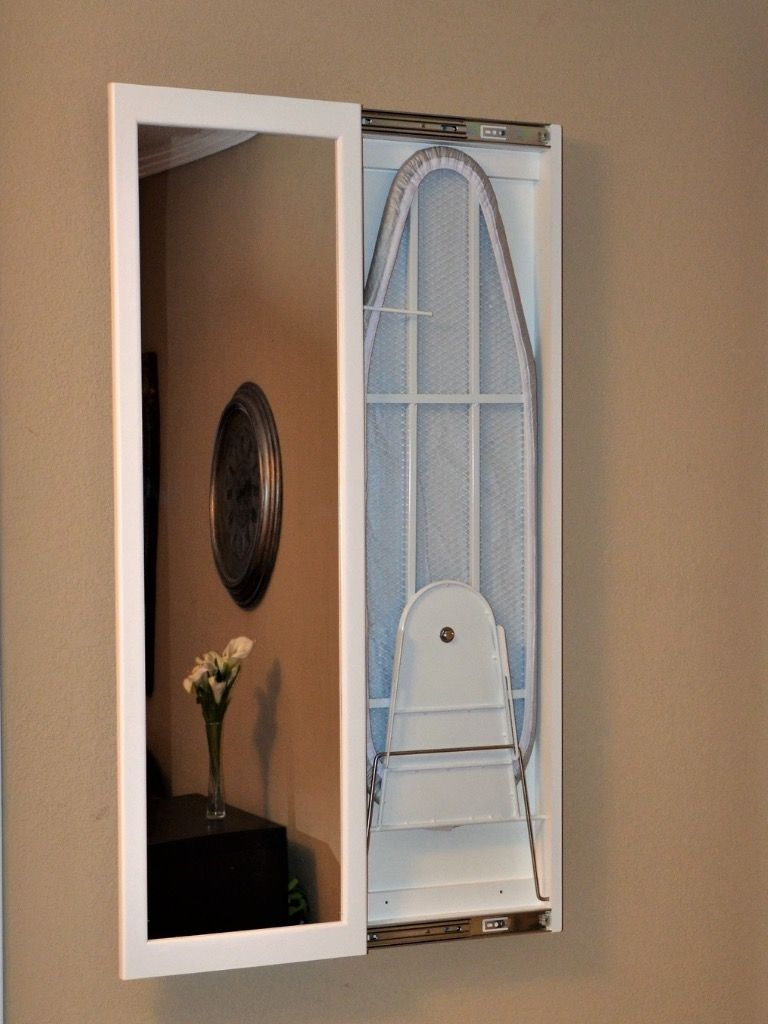 Wall Mounted Ironing Board Laundry Rooms In 2019 Iron Board Laundry Room Design