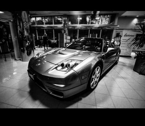 Acura NSX Convertible!