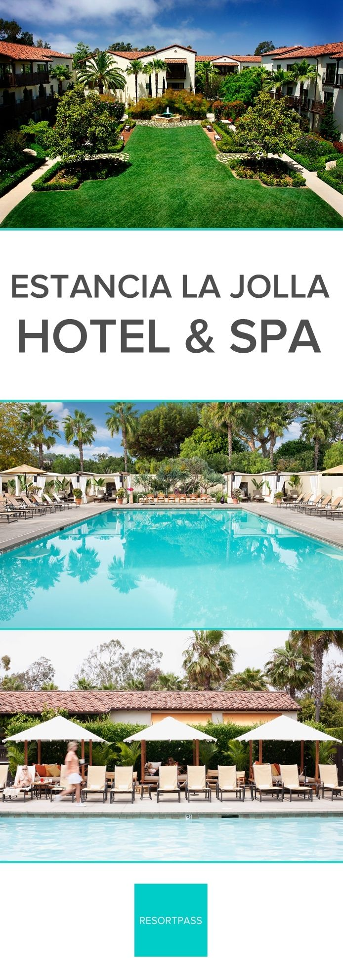 Estancia La Jolla Is A Boutique Luxury Resort Located Near