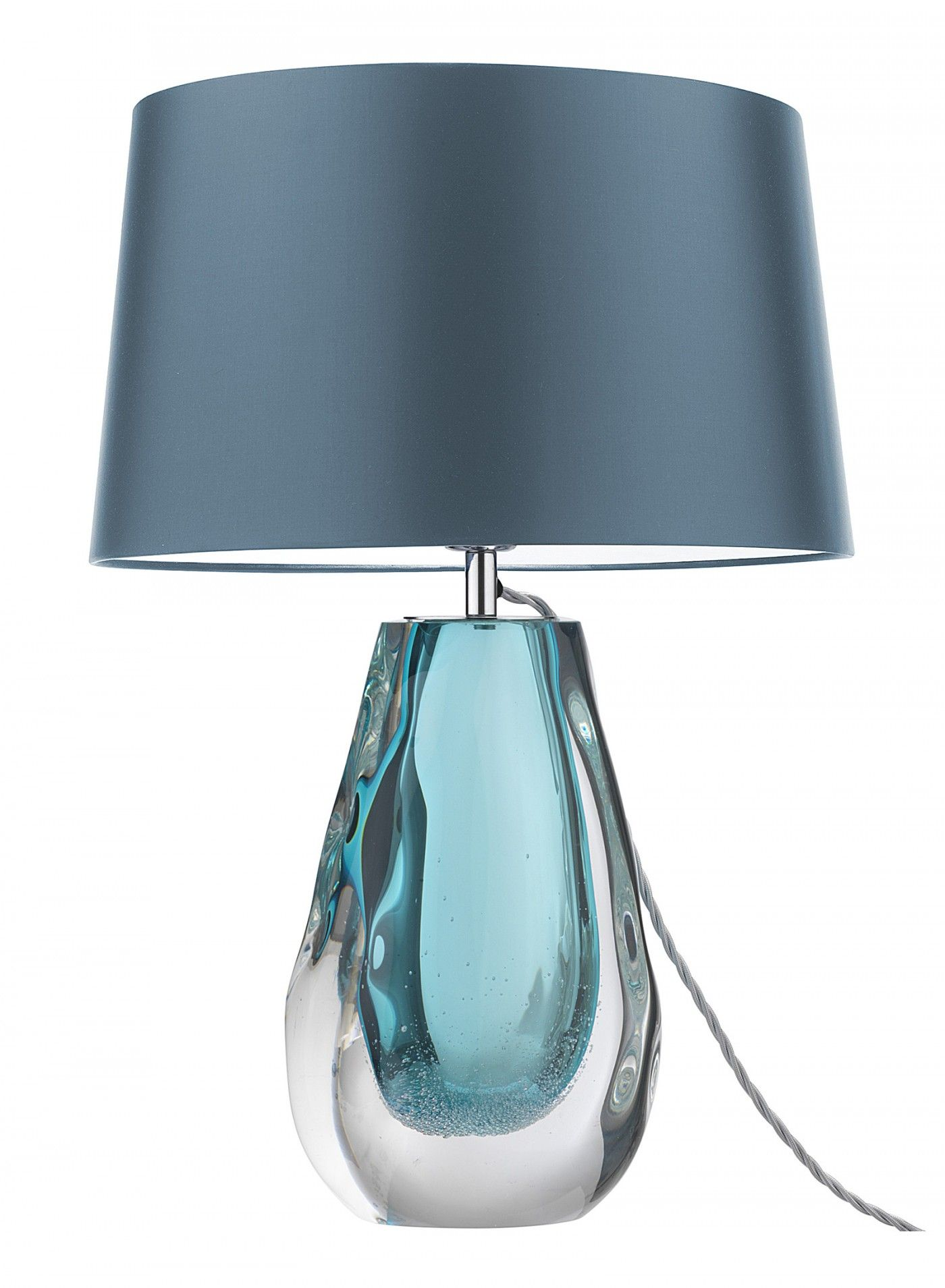 Small table lamps for bedroom - Living Room Table Lamps Blue Table Lamp Blue Lamps Living Room Lighting Blue Tables Bedroom Lighting Dining Rooms Contemporary Table Lamps