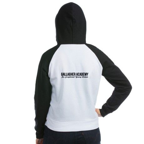 28ba0d71 Gallagher Academy Womens Raglan Hoodie on CafePress.com | Fandom ...