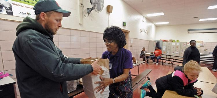 Read the Baltimore Sun story on our expanding School Pantry Program.