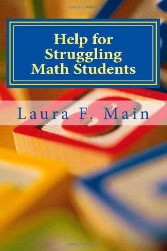 Help For Struggling Math Students: Response To