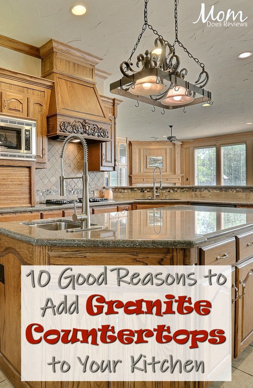 10 Good Reasons To Add Granite Countertops To Your Kitchen Ryland Homes Home And Living Palisades