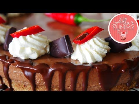 Chocolate Chilly Cheesecake | Russian Food | Greater London | Alla's Yummy Food