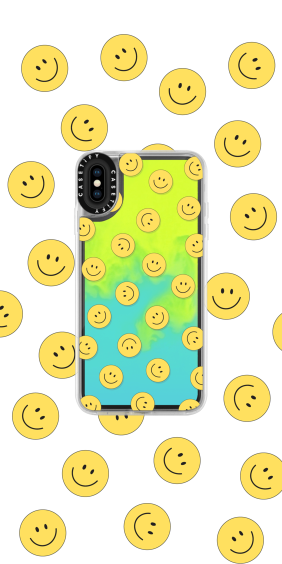 casetify Neon Sand NeonSand iPhone Case Cases Art