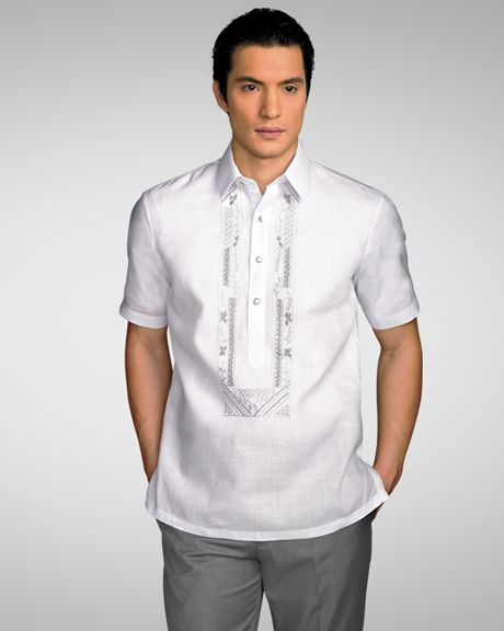51124ee1ea6 Power Dressing and the Office Barong  Everything You Need to Know     manilasurvival