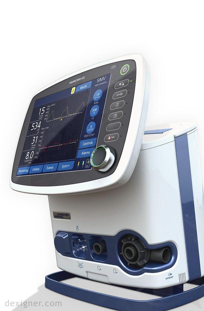 Hamilton C2 Icu Ventilator Wins Medical Design Excellence Award Medical Design Medical Device Design Medical Equipment