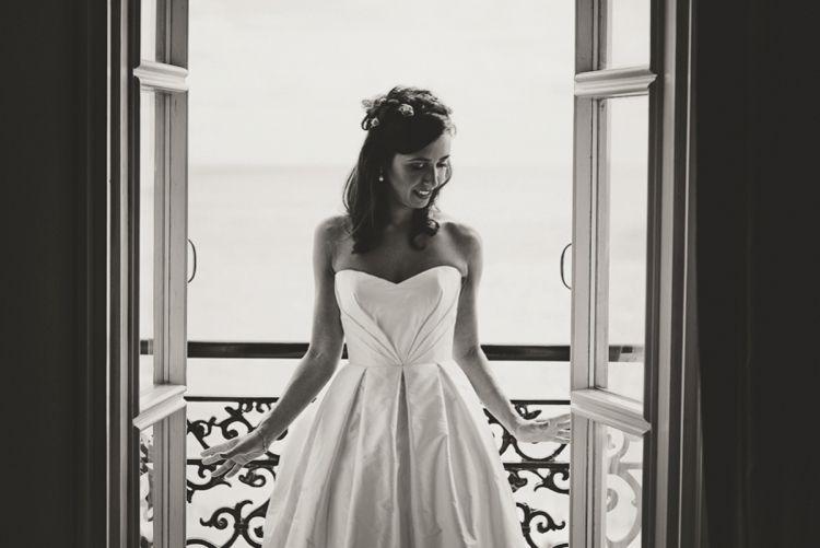 Stephanie Allin wedding dress | tyeing the knot | Pinterest