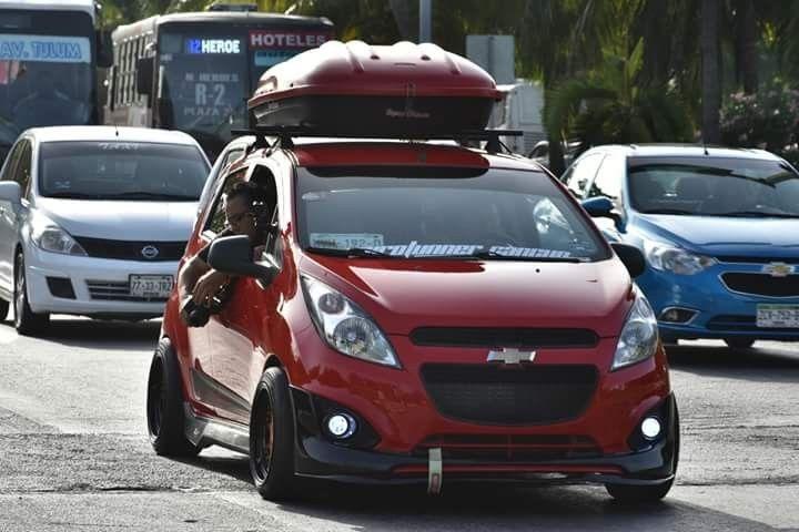 Pin De M Miti Mulemo En Mini Car En 2020 Chevrolet Spark Coches