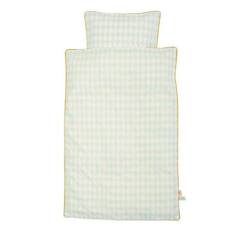 Ropa de cama Harlequin Mint - Bebe