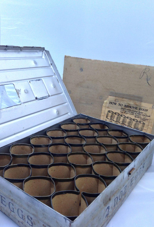 Vintage Egg Carrier Etsy Wooden Eggs Egg Holder Egg Container