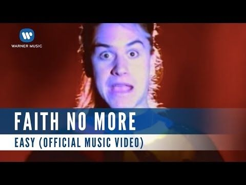 Faith No More Epic Official Music Video Youtube With Images