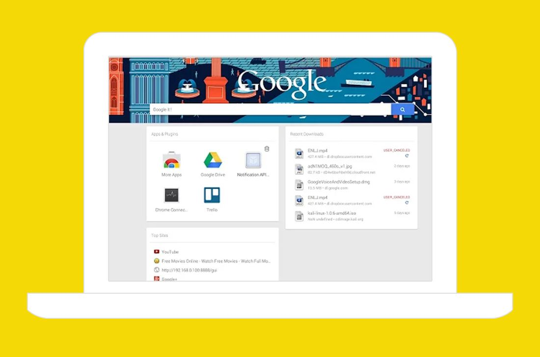 Boost Your Productivity With 12 Google Homepage