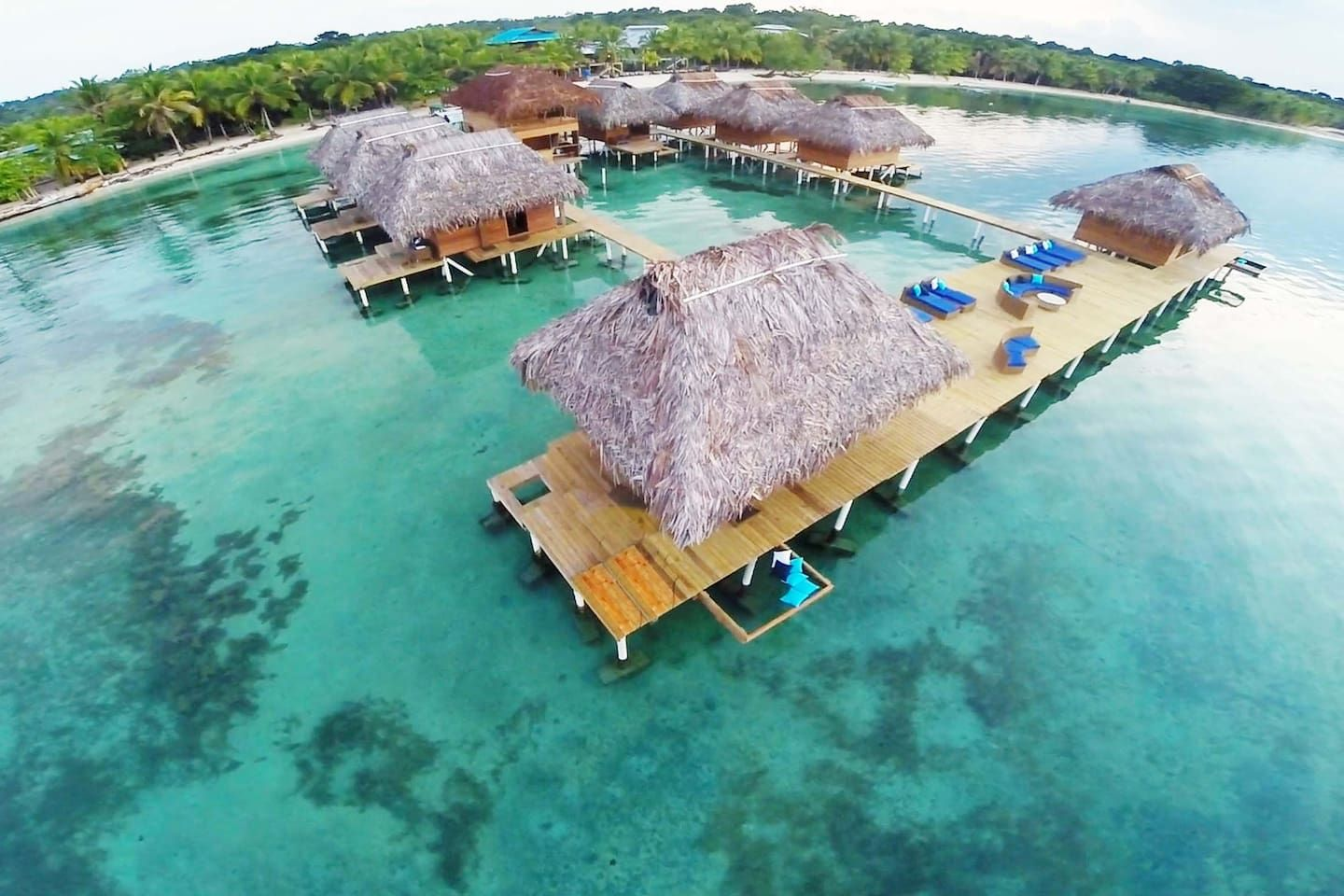 Villa in Isla Bastimentos, Panama. Our Cool and