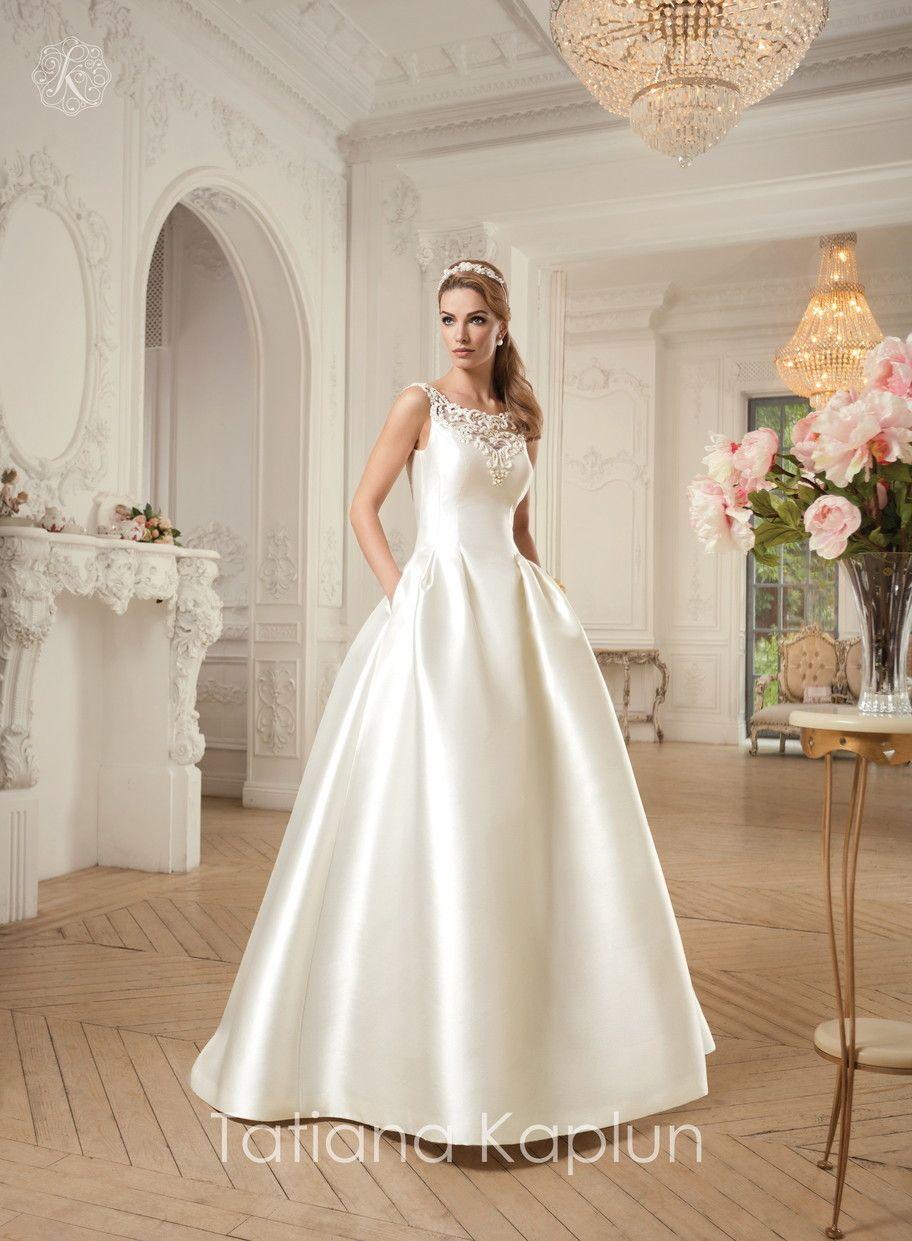 Каплун свадебные платья купить в москве
