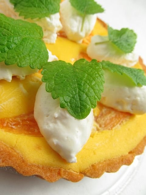 Free Image on Pixabay - Cake, Tart, Fruit, Dessert, Mango