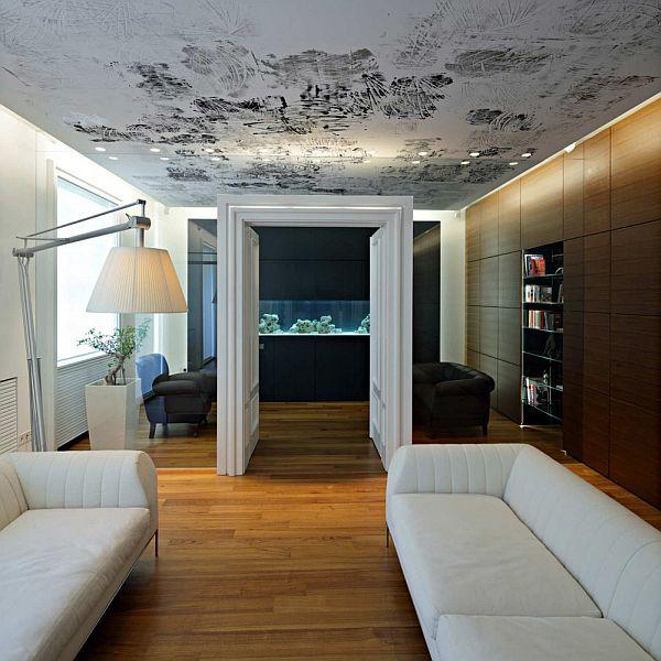 Modern Interiors Ideas Designs Photos Trendir Modern Room Design Downtown Apartment Modern Room