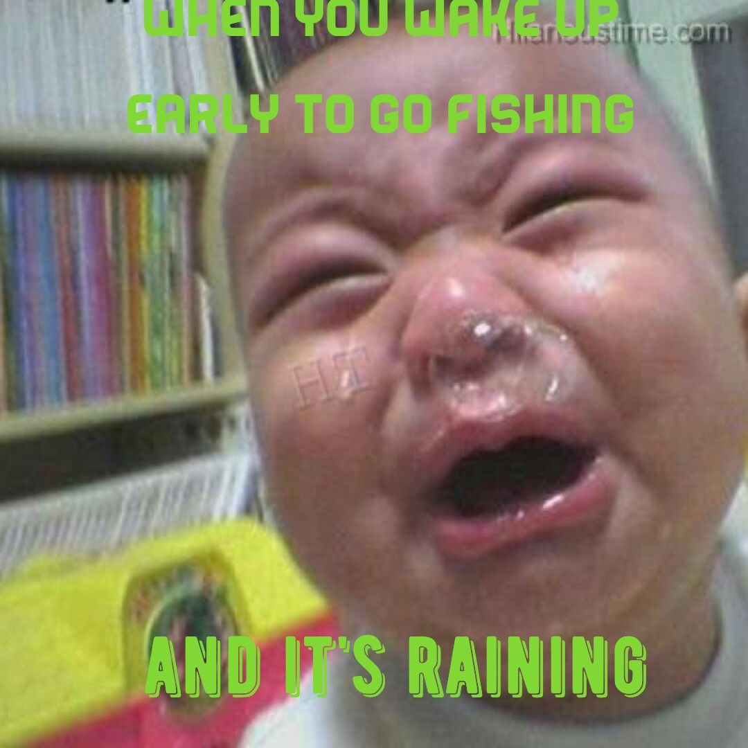 Fishing Funny crying baby, Funny pictures for kids