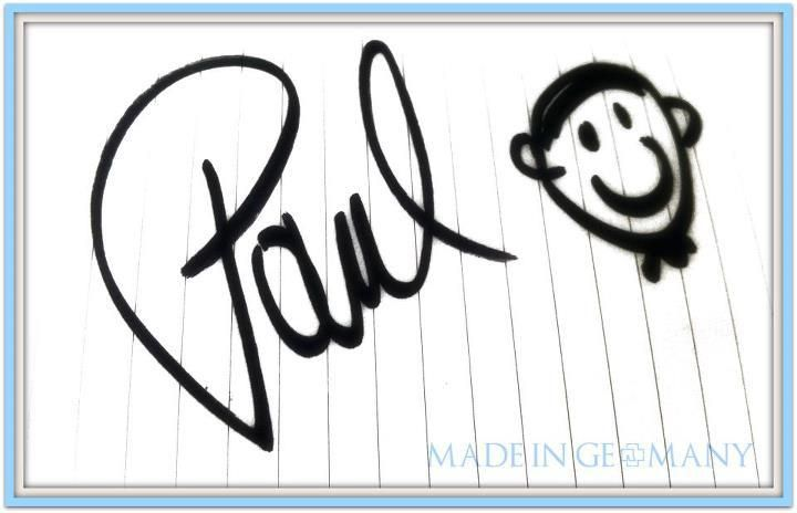 Is there anything about Paul that isn't cute?