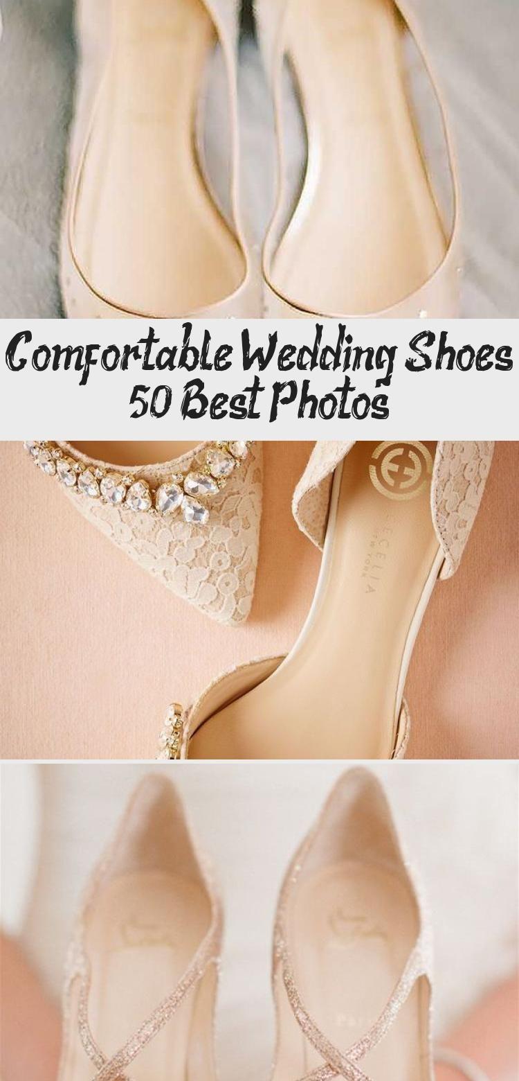 Comfortable Wedding Shoes 50+ Best Photos - Shoes