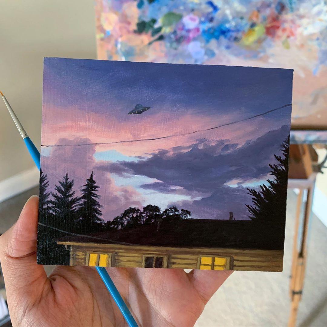 Epingle Par Eloise Sur Peinture En 2020 Peintures Mignonnes