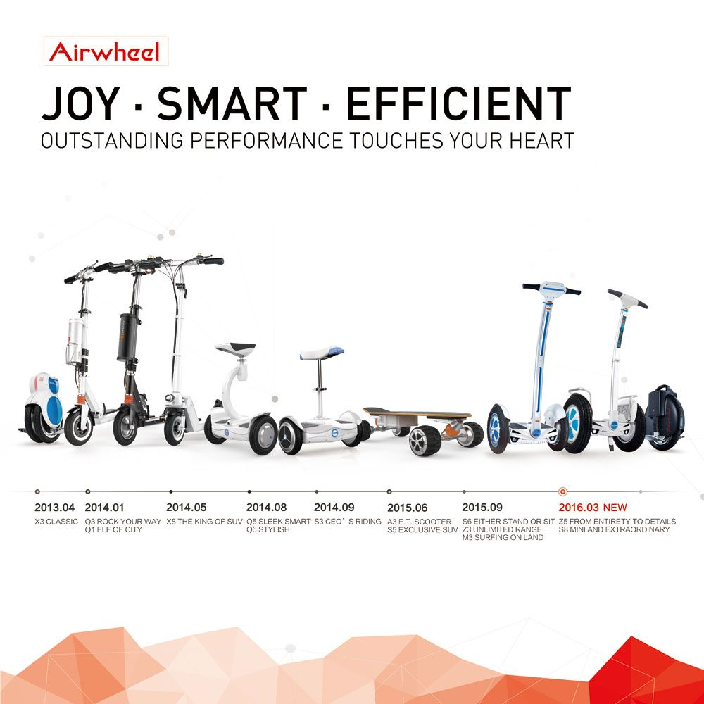 Airwheel smart electirc scooter