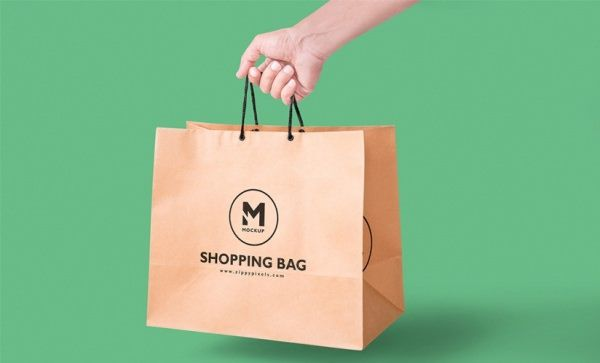 Download Download Free Psd Paper Bag Mockup In Handheld Bag Mockup Mockup Free Psd Mockup Free Psd Download