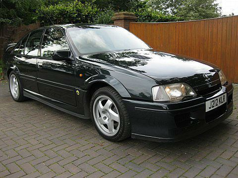 vauxhall lotus carlton 3 6 twin turbo 377 bhp 4 door in. Black Bedroom Furniture Sets. Home Design Ideas