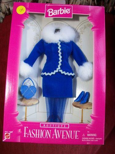 1996 Barbie - Boutique Fashion Avenue #
