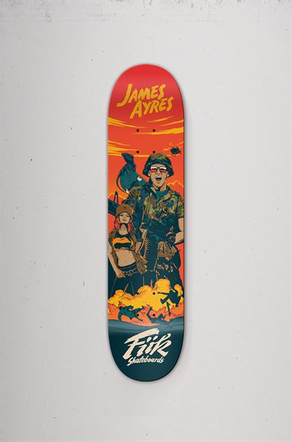 25 Of The Best Skateboard Deck Designs Best Skateboard Decks Cool Skateboards Deck Design