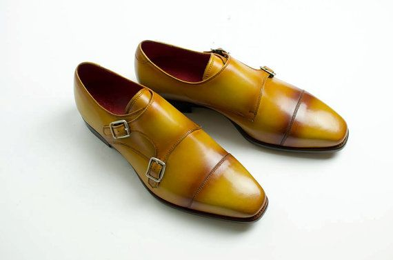 Men premium comfort shoes by carinovn on Etsy