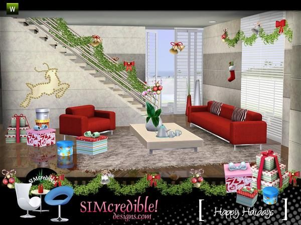 SIMcredible!'s Happy Holidays 2011