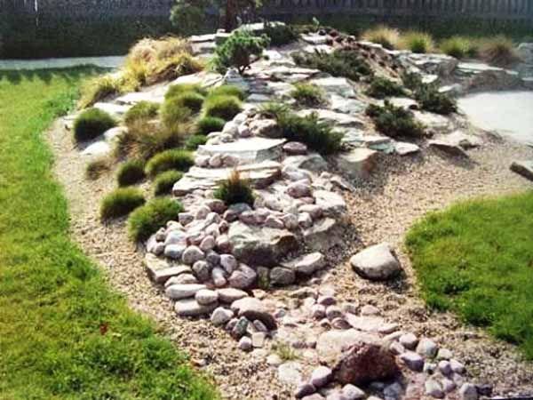 Merveilleux Rock Garden Design Tips, 15 Rocks Garden Landscape Ideas