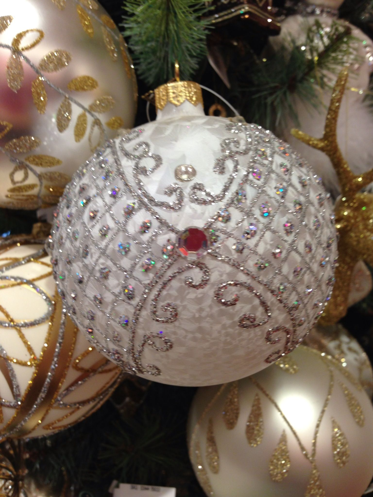 Beautiful #Christmas ornaments