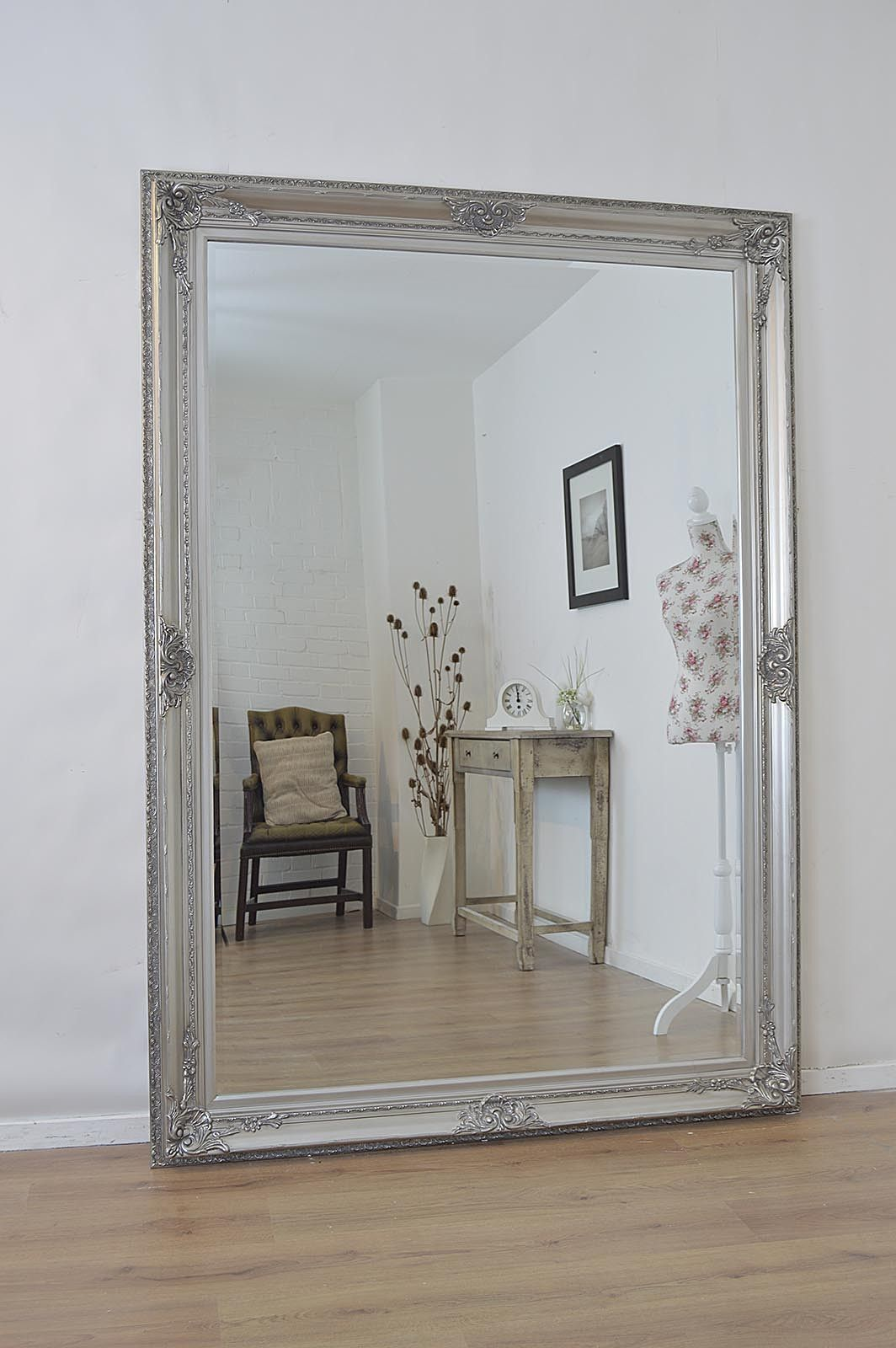 Diy Big Wall Mirrors Extra Large Wall Mirrors Simple Wall Decor Large Framed Mirrors
