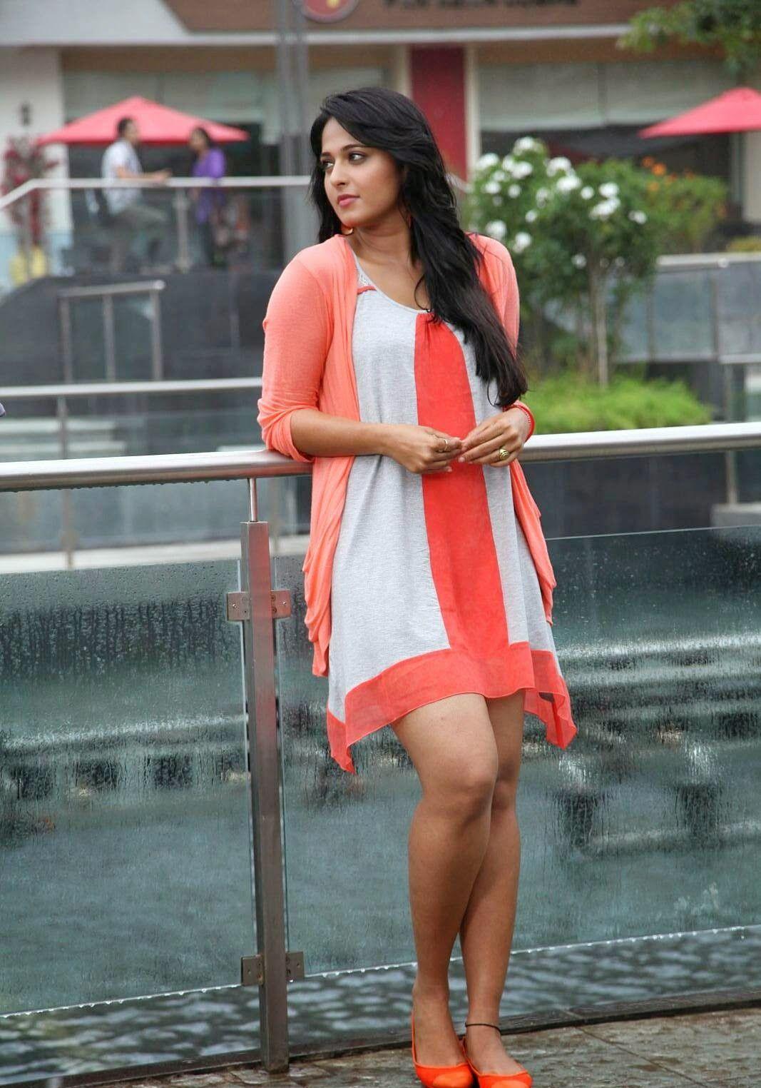 Anushka shetty anushka shetty hot stills pictures beautiful pictures - Anushka Shetty Photos In Red Dress Anushka Shetty